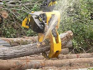 Hydraulic grapple saw for excavators & forestry Tumut Tumut Area Preview