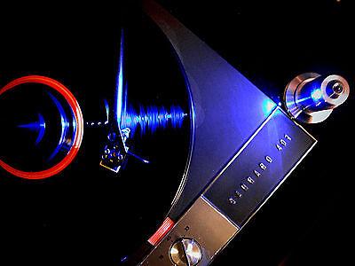 Portable LED Turntable Lamp for Garrard, Technics, Lenco,Thorens, HiFi