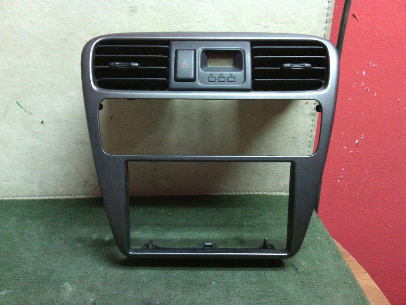 Used 2001 Honda Accord Dash Parts For Sale Stereo Code Two Door Radio Bezel Oem Dark Gray