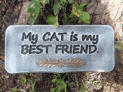 Cat best friend Mold mould 11.5