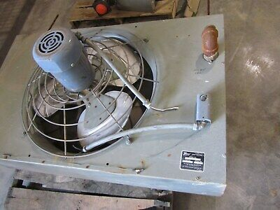 Trane Unit Heater Model Uhsa-354s-8a-aan Type 136-0115-1 Used