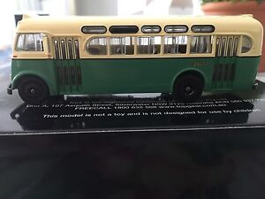 Trax 1952 Leyland Tiger 1:76 Scale Port Macquarie Port Macquarie City Preview