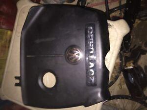 Volkswagen engine cover