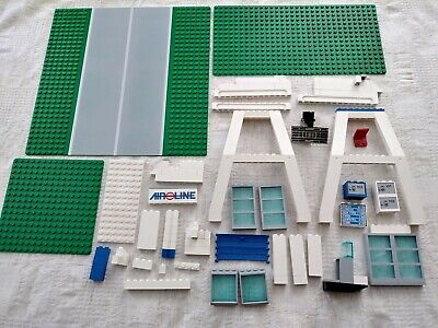 LEGO CITY 10159 AIRPORT, parts only