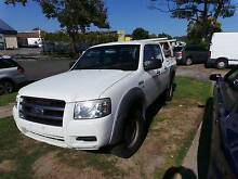 2008 Ford Ranger 2wd Dual Cab style side AUTO RWC REGO Currumbin Waters Gold Coast South Preview