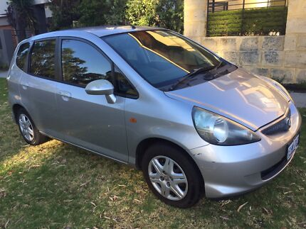 2007 Honda Jazz Manual excellent working condition Scarborough Stirling Area Preview