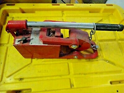 Hit Tools 22-hcc30 1-18-inch Hydraulic Wire Rope Cable Cutter W Handle