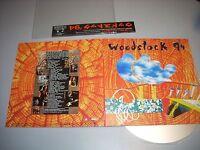Woodstock 1994 / Live - Various Artists Japan Laserdisc Double -  - ebay.it