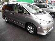 2004 Toyota Estima Wagon auto 8 seat 4 cyl $12999 drive away Fawkner Moreland Area Preview