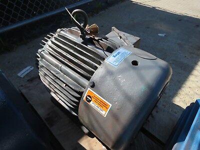 Marathon 15 Hp Electric Motor 3500 Rpm 254t Fr. Rebuilt