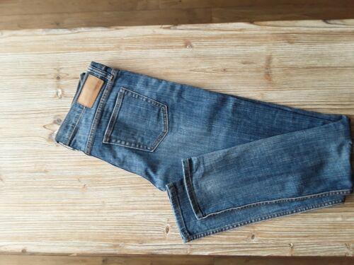 Jean's bleu skinny---taille 28 x 32 --- de marque