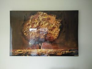 Canadian painting by local artist Osnat - US $468 market value!!
