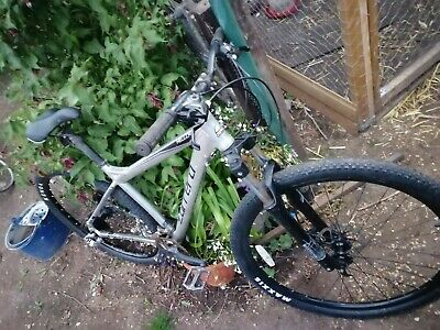 Carrera Hellcat 29er Mountain Bike Cycle New Working Parts