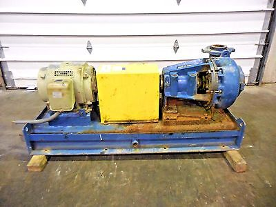 Rx-3638 Metso Mm150 Lhc-d 6 X 4 Slurry Pump W 15hp Motor And Frame
