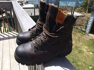 Timberland pro series men's workboots