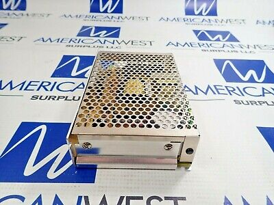 Meanwell S-60-24 Power Supply Input 100-240vac Output 24v