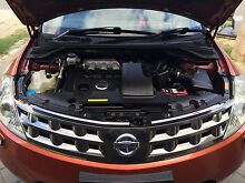 Nissan Murano 2005 automatic Mirrabooka Stirling Area Preview