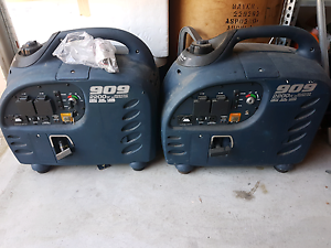 Generators x 2 North Lakes Pine Rivers Area Preview