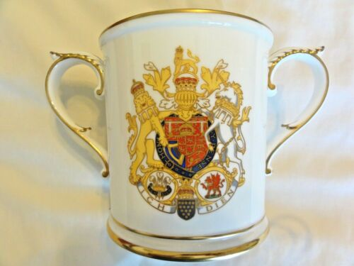 Royal Worcester LOVING CUP LE 1000 for the Wedding of Prince Charles & Diana