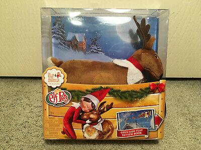 Elf on the Shelf Pets Reindeer Set Hardcover Book And Plush Christmas