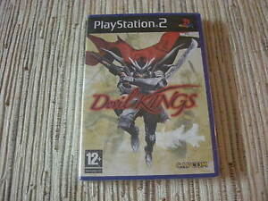 PLAYSTATION-2-PS2-DEVIL-KINGS-DEVILKING-DE-LOS-CREADORES-DE-RESIDENT-EVIL-NUEVO
