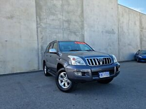 2007 TOYOTA Land Cruiser Prado Kenwick Gosnells Area Preview