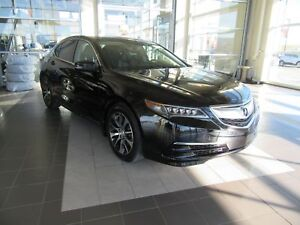 2015 Acura TLX Tech 8 SPEED AUTOMATIC, HID HEADLAMPS, HEATED...