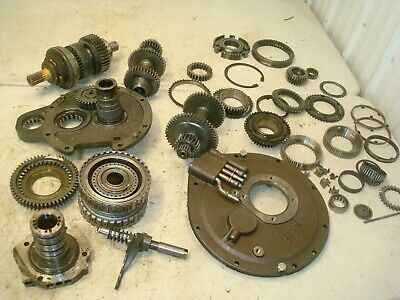 New Holland Ts110 Tractor Transmission Gears Parts