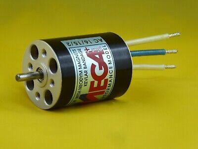 Elektromotor brushl//inrunner MEGA16//25//4CE F5J 3 Li für Flugmodelle bis 2,0kg