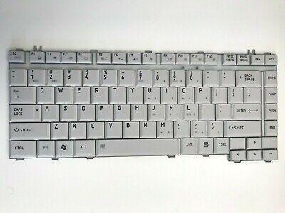 New Toshiba Satellite Pro M200 A205 Grey Keyboard V000090480
