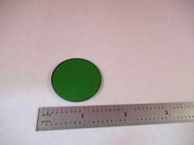 Ao American Glass Filter Green Microscope Part Optics 75-a-12