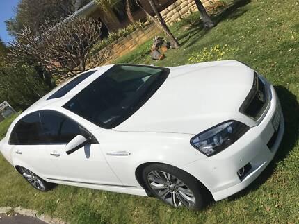 2013 WN Holden Caprice V V8