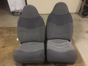 Bucket seats Ford F-250 Wallacia Liverpool Area Preview