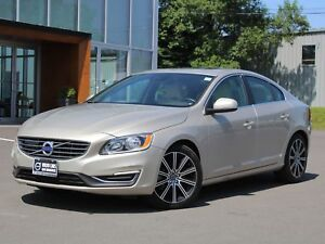 2017 Volvo S60 T6 Drive-E Premier AWD | REDUCED | FULL VOLVO...