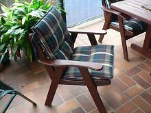 Timber outdoor furniture Northmead Parramatta Area Preview