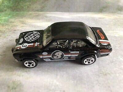 hot wheels Diecast 70 Ford Escort RS 1600