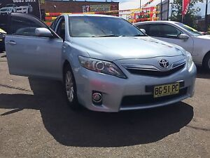 2010 Toyota Camry Sedan hybrid automatic rego till 31/5/17 Liverpool Liverpool Area Preview