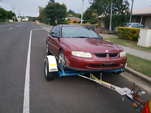 Car trailer car dolly tow dolly Goodna Ipswich City Preview