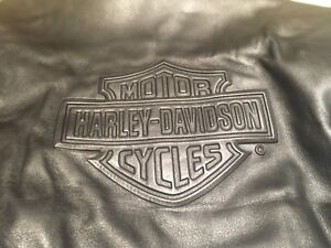 Authentic Motorcycle  Harley Davidson Bikers Jacket