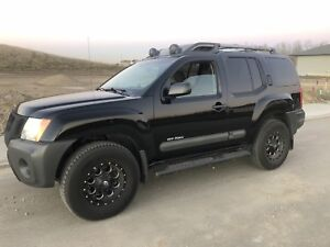 2010 Nissan Xterra off-road