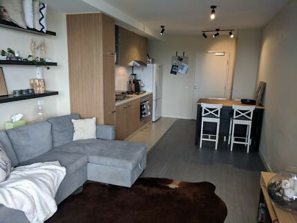 1 Bedroom apartment fully furnished - pets allowed