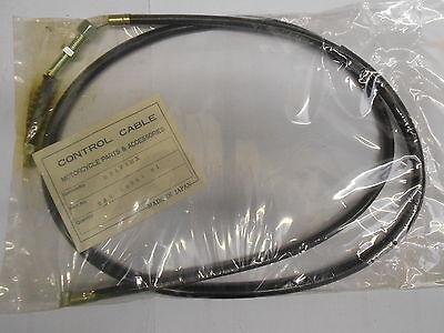 <em>YAMAHA</em> DT125 MX FRONT BRAKE CABLE 1979