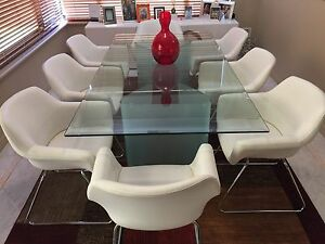 Dining chairs - set of 8 Mount Claremont Nedlands Area Preview