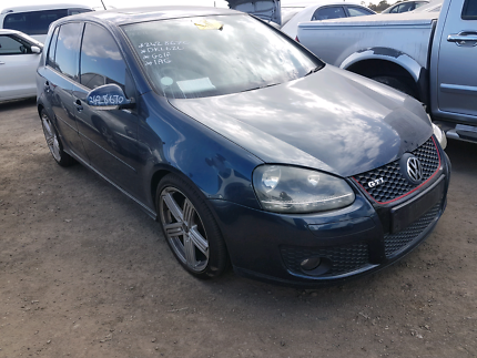 Wrecking a vw golf 2009 GTI Condell Park Bankstown Area Preview