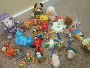 toys and stuffies