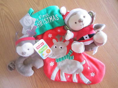 Разное NWT CHRISTMAS BABY CARTER'S FIRST