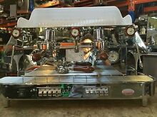 ELEKTRA modern commercial professional barista COFFEE MACHINE Cremorne Yarra Area Preview
