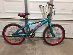 Girls bike 20 inch tires $60 everything works