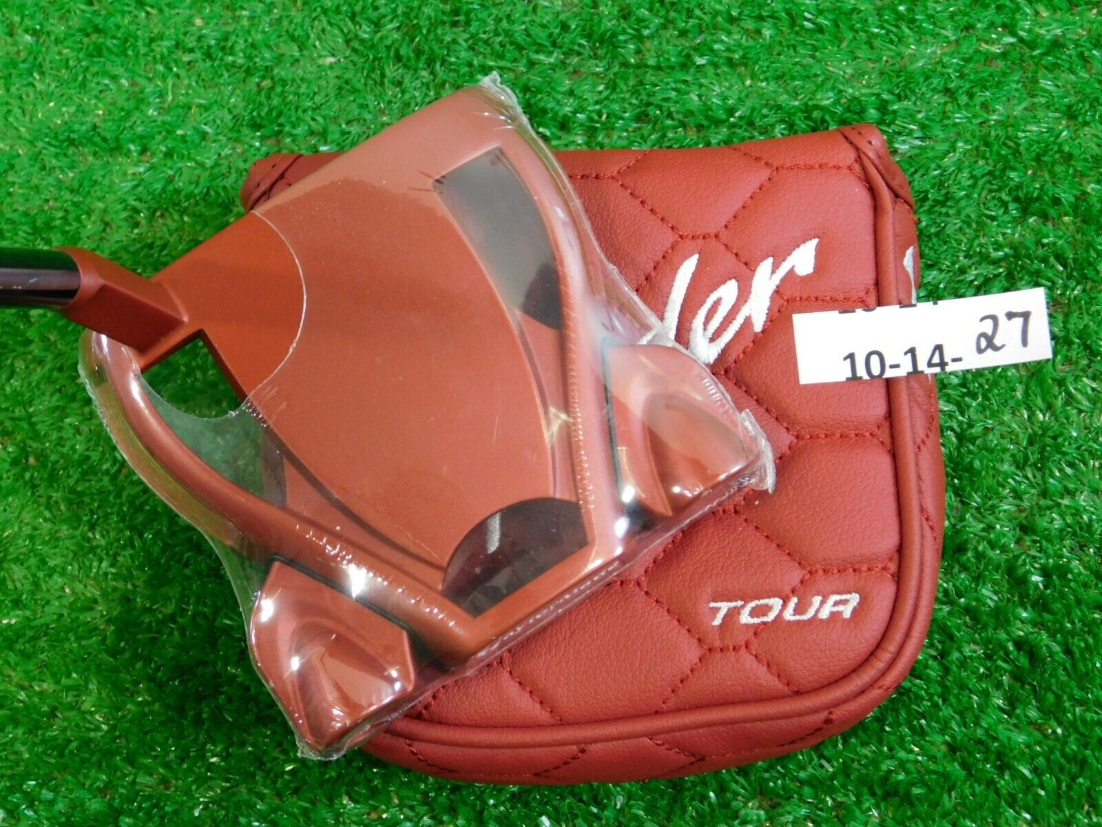 """New 2017 Taylormade Spider Tour Red 34"""" Putter Jason Day Red"""