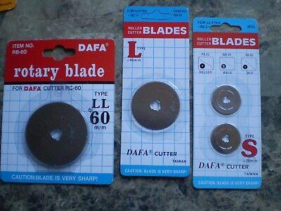 DAFA 45mm Blade for Rotary Cutter